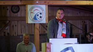 Jürgen Schlegl berichtet von der Fußball-Jugend und JFV