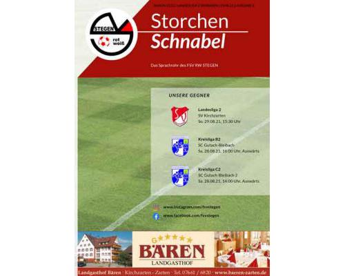 Storchenschnabel 3/21 (Kirchzarten)